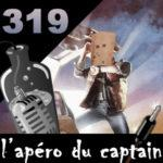 L'apéro du Captain #319 : Apple monopoly VS Epic 1984