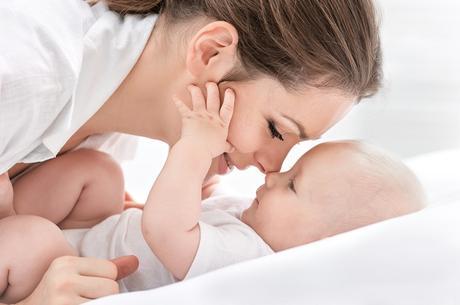 Le rythme cardiaque du bébé révèle le stress d'avoir une mère déprimée ou anxieuse (Visuel Adobe Stock 58101436)