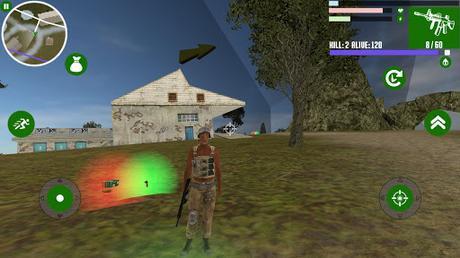 Télécharger Army Fire Squad survival: Free Fire Battleground APK MOD (Astuce) screenshots 4