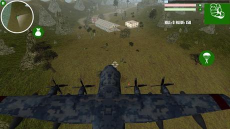 Télécharger Army Fire Squad survival: Free Fire Battleground APK MOD (Astuce) screenshots 1