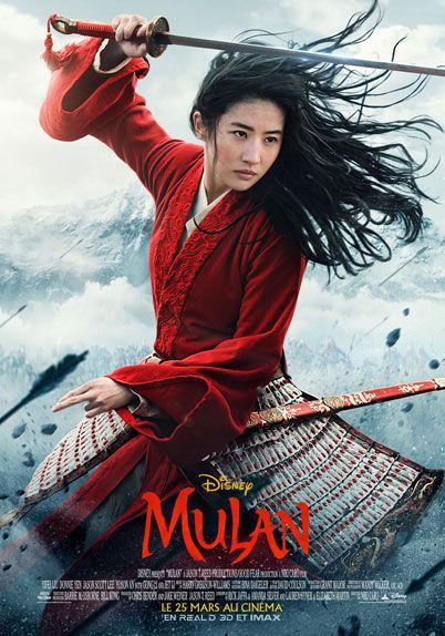 Mulan (2020) de Niki Caro