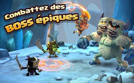 Télécharger Dungeon Boss APK MOD (Astuce) 3