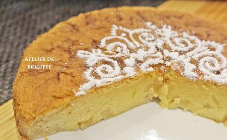 Clafoutis aux poires recette de Cyril Lignac