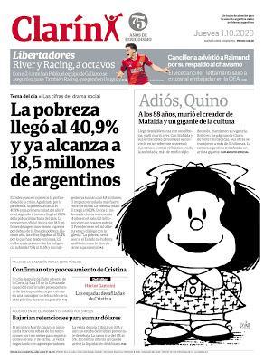 Mafalda est orpheline [Actu]