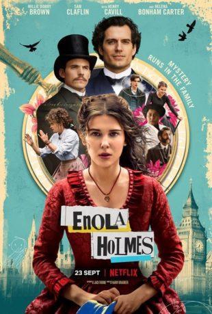 [Critique] ENOLA HOLMES