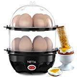 Netta Chaudière à œufs électrique Cooks Upto 14 Eggs