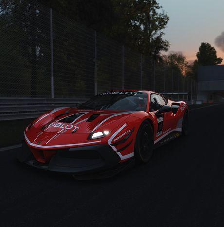 #ESPORT - #GAMING - Ferrari Hublot Esports Series : les Championnats PRO et AM commencent ce weekend !