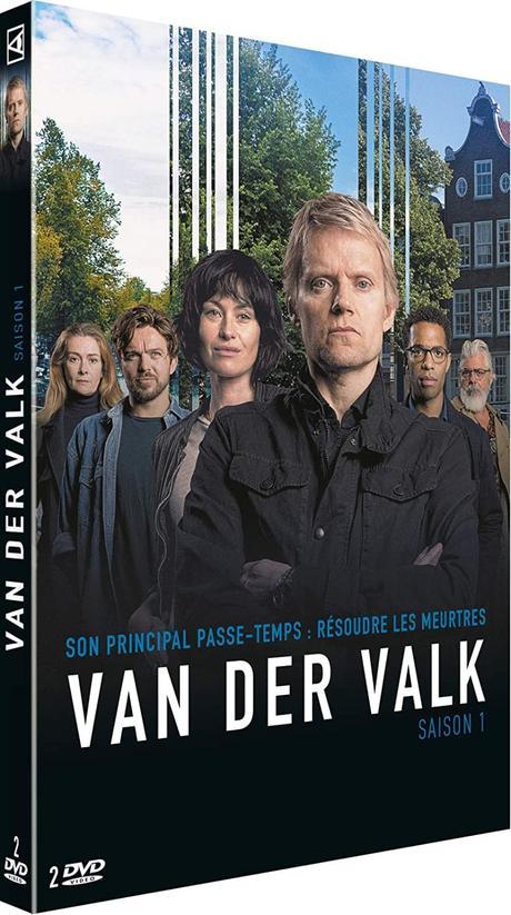 Sortie DVD : Les Enquêtes du Commissaire VAN DER VALK Saison 1
