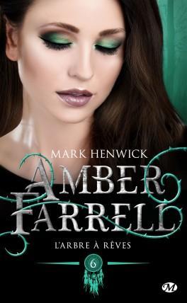 Couverture Amber Farrell, tome 6 : L'Arbre à rêves