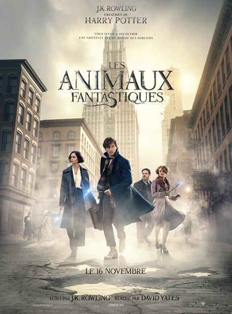Achat Les Animaux fantastiques en DVD - AlloCiné