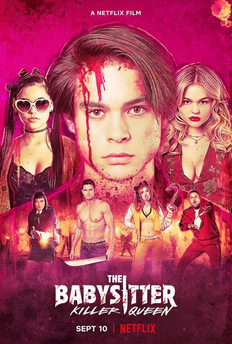 Critique du film The Babysitter: Killer Queen - AlloCiné