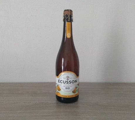 Cidre Doux Fruité Bio Ecusson