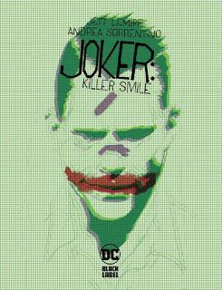 JOKER THE KILLER SMILE
