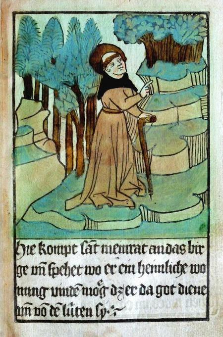 L'Histoire de Lancelot, du pays de Passais -3- Le temps des ermites