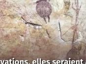 aborigène découverte peintures rupestres vieilles 9000