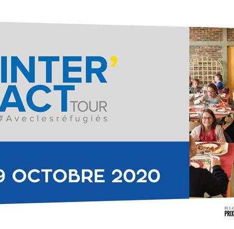 #CALVADOS - INTER'ACT Tour au collège Montgomeri à Troarn !