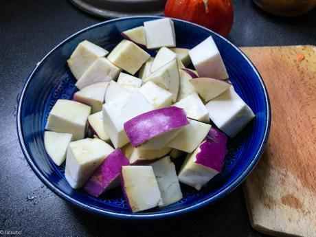 Parfum d'orient – Tajine de légumes au citron confit (deux recettes)