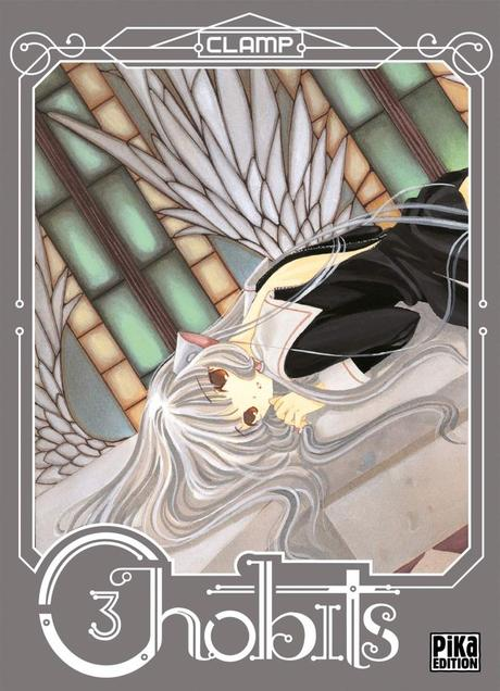 Chobits T3 de Clamp