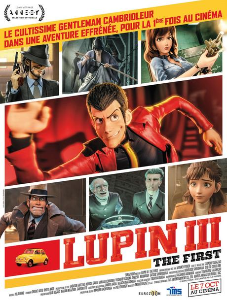 Film : Lupin lll The First
