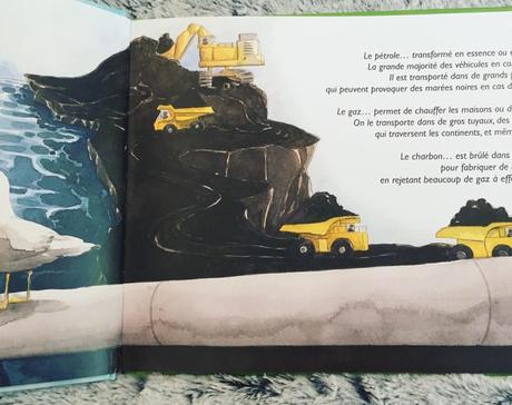 Une planète verte – Sandrine Dumas-Roy et Céline Manillier
