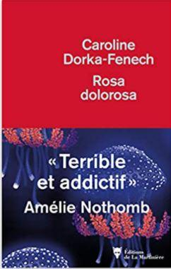 Couverture de Rosa dolorosa de Caroline Dorka-Fenech