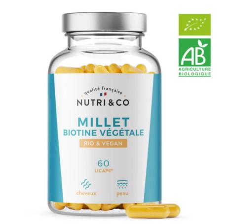 Beauté des cheveux : les bienfaits de la biotine (vitamine B8)