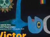 """suis rêve, l'inspiration"""", Victor Brauner musée d'Art moderne"""