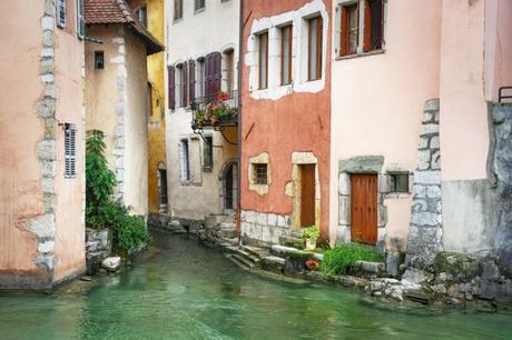 La Venise des Alpes - Annecy © French Moments