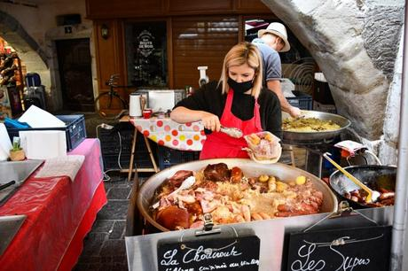 Choucroute alsacienne © French Moments
