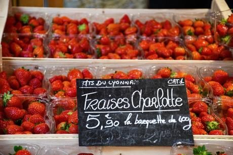 Fraises Charlotte © French Moments