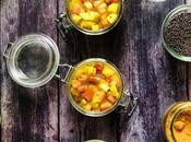 Achards pommes carottes, spécialité mauricienne très originale