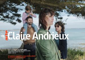 CLAIRE ANDRIEUX (Critique Fiction Unitaire) Un téléfilm beau, juste et touchant…