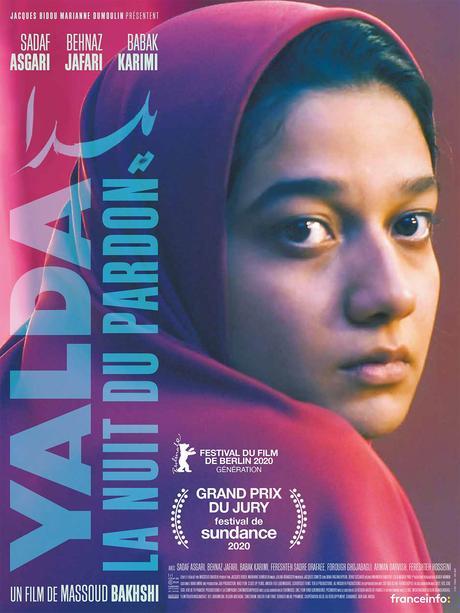 Yalda, la Nuit du Pardon (2020) de Massoud Bakhshi
