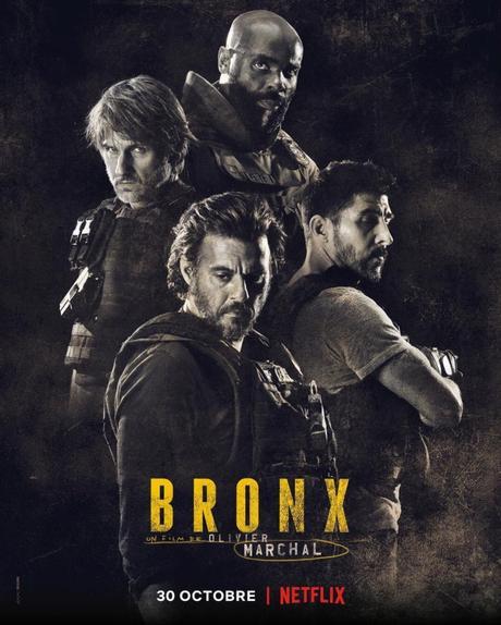Bande-annonce pour BRONX d'Olivier Marchal (Actus)