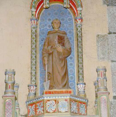 L'Histoire de Lancelot, du pays de Passais -4- Saint-Fraimbault de Lassay
