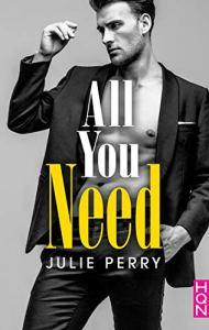 All you need – Julie Perry