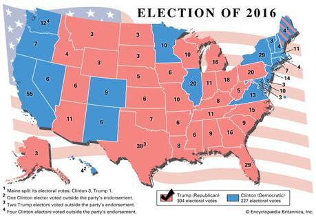 Vivre la campagne pré-électorale présidentielle américaine depuis la Californie : à Rocklin vs à Berkeley