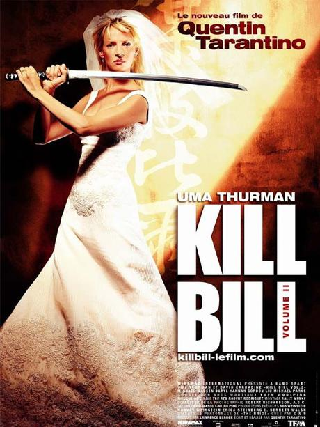 Kill Bill 1 et 2 (2003-2004) de Quentin Tarantino