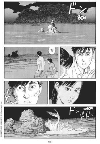 Le pacte de la mer • Satoshi Kon