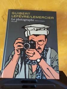 Le photographe, un roman graphique de Guibert, Lefèvre, Lemercier