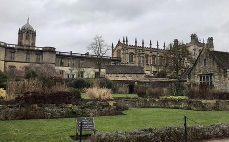 Mardi Tourisme: Oxford