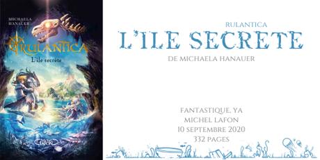 L'île secrète (Rulantica #1) • Micahaela Hanauer