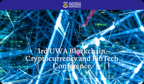 UWA Blockchain and Cryptocurrency Conference
