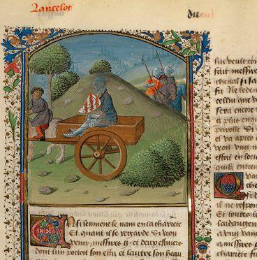 L'Histoire de Lancelot, du pays de Passais -5- La Légende arthurienne