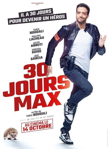 30 Jours Max (2020) de Tarek Boudali
