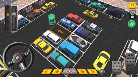 Code Triche Stationnement 3D Pro: Conduite en ville  APK MOD (Astuce) 3