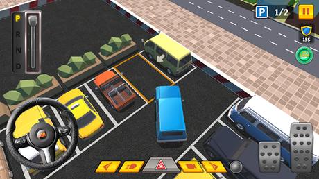 Code Triche Stationnement 3D Pro: Conduite en ville  APK MOD (Astuce) 5