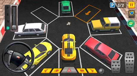 Code Triche Stationnement 3D Pro: Conduite en ville  APK MOD (Astuce) 1