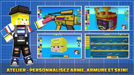Télécharger Cops N Robbers - FPS Mini Game APK MOD (Astuce) screenshots 5