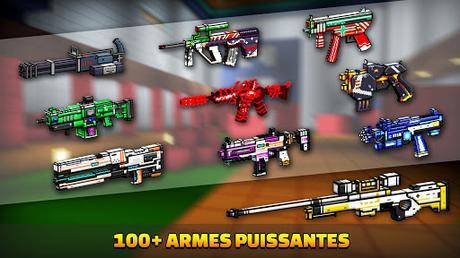 Télécharger Cops N Robbers - FPS Mini Game APK MOD (Astuce) screenshots 3